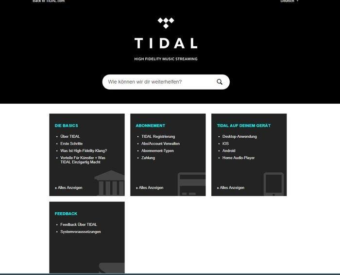TIDAL im Test: Bewertungen & Kosten 2019 im Überblick